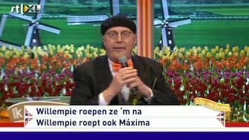 Ik Hou Van Beatrix - Willempie Van Oranje