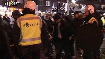RTL Nieuws 'Internationale aanpak voetbalhooligans'