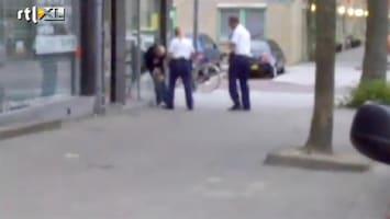 RTL Nieuws Getuige schopincident ontkent beweringen politie