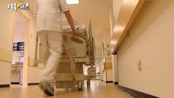 RTL Nieuws 'Er kunnen 15 ziekenhuizen dicht'