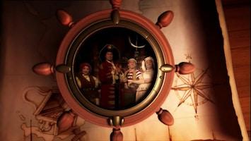 Piet Piraat Stien zingt