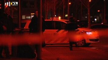 RTL Nieuws Politie schiet man in Almere neer