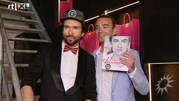 RTL Boulevard Boekpresentatie Tom Sebastian