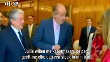 RTL Boulevard Koningshuizen halen uit naar media