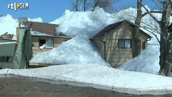 RTL Nieuws Kruiend ijs verwoest deel Canadees dorp