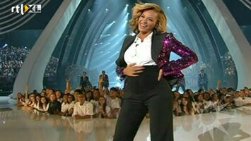 RTL Boulevard Beyoncé is bevallen van een meisje