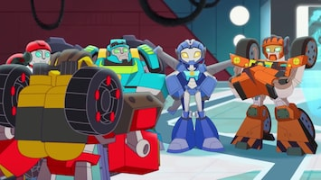 Transformers Rescue Bots Academy Afl. 42