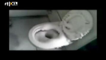 Editie NL KOUD! IJs op de WC