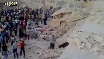 RTL Nieuws Geweld in Syrië laait op