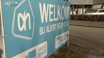 RTL Nieuws Weer stakingen in distributie bij AH