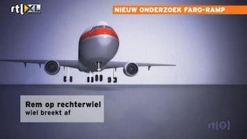 RTL Nieuws Wat er mis ging op de rampvlucht naar Faro