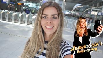 Annemarie's Royaltyvlog: Werkbezoek koning Willem-Alexander gaat als een trein