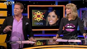 RTL Boulevard Wesley Sneijder boos op Albert