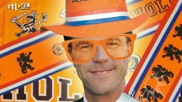 RTL Boulevard Mark Rutte over EK