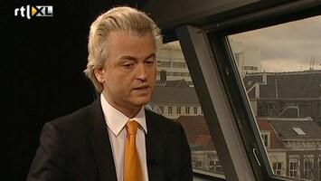 RTL Nieuws Europa wil niks van immigratieplan Wilders