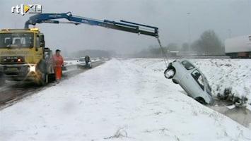 RTL Nieuws Drie doden door winterweer
