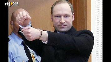 RTL Nieuws Proces tegen Breivik van start