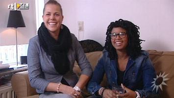 RTL Boulevard Shary-An en vriendin