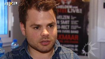 RTL Boulevard Roel van Velzen weer aan de slag