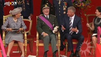RTL Boulevard Prins Filip staat te trappelen om koningsschap