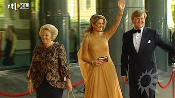 RTL Boulevard Feestweekend voor jarige Maxima