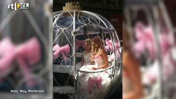 Carlo & Irene: Life 4 You De eerste barbiebruiloft foto's