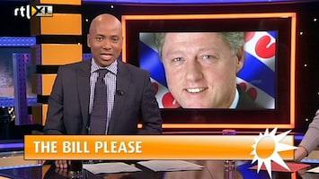 RTL Boulevard Bill Clinton komt naar Friesland
