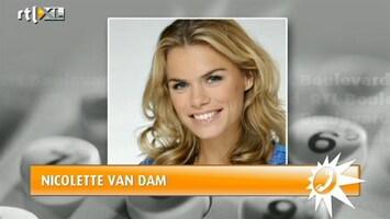 RTL Boulevard Nicolette van Dam is zwanger!