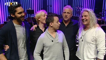 RTL Boulevard Los Angeles The Voices in theater