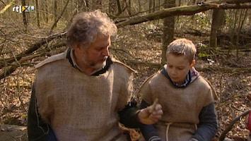 Green-kids Terug in de tijd op Schokland