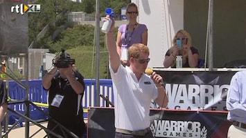 RTL Nieuws Prins Harry neemt deel aan Warrior Games