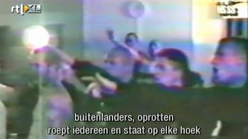 RTL Nieuws 2003: Neo-nazirockband Landser voor de rechter