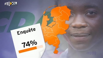 RTL Nieuws Mauro brengt verdeeldheid in CDA