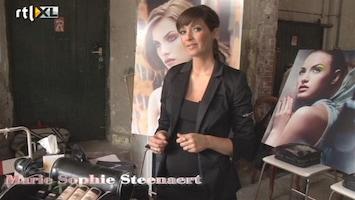 Holland's Next Top Model - De Vraag Van Marie Sophie