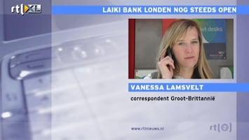 RTL Nieuws Laiki Bank in Londen nog gewoon open