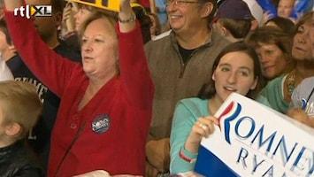 RTL Nieuws Laatste loodjes: Obama en Romney hard tegen hard