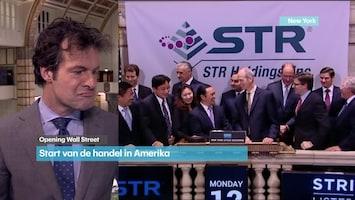 Rtl Z Opening Wall Street - Afl. 7