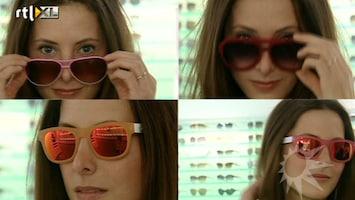 RTL Boulevard Trends zonnebrillen