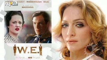 RTL Boulevard Madonna regisseert film W.E.