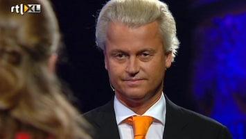 RTL Nieuws Wilders: binnen een jaar bestaat de euro niet meer
