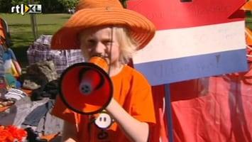 RTL Nieuws Extra zakcentje verdienen op vrijmarkt