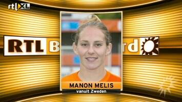 RTL Boulevard EK vrouwenvoetbal voor het eerst live uitgezonden!