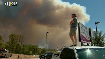 RTL Nieuws Bosbranden teisteren Texas