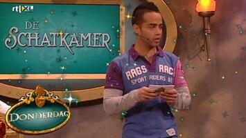 Efteling Tv: De Schatkamer - Uitzending van 09-01-2011