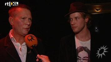 RTL Boulevard Afscheid Jaap de Witte van 3J's
