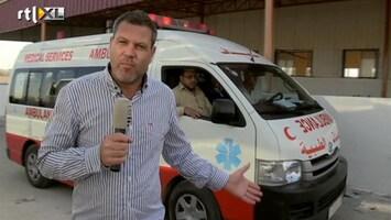 RTL Nieuws Geweld gazastrook houdt aan; 11 doden