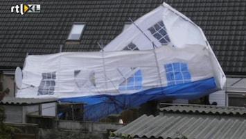 RTL Nieuws Schade door storm in Nederland