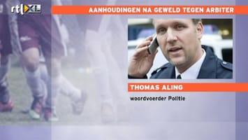 RTL Nieuws 'Slachtoffer is flink geschopt en geslagen'