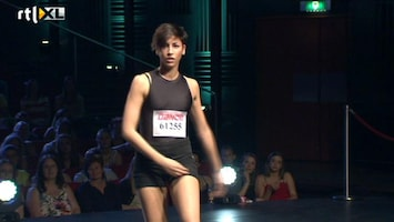So You Think You Can Dance - Klassieke Tugba Betovert Jury