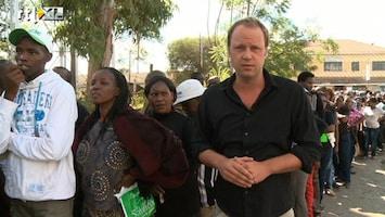 RTL Nieuws Veel geweld bij verkiezingen in Kenia